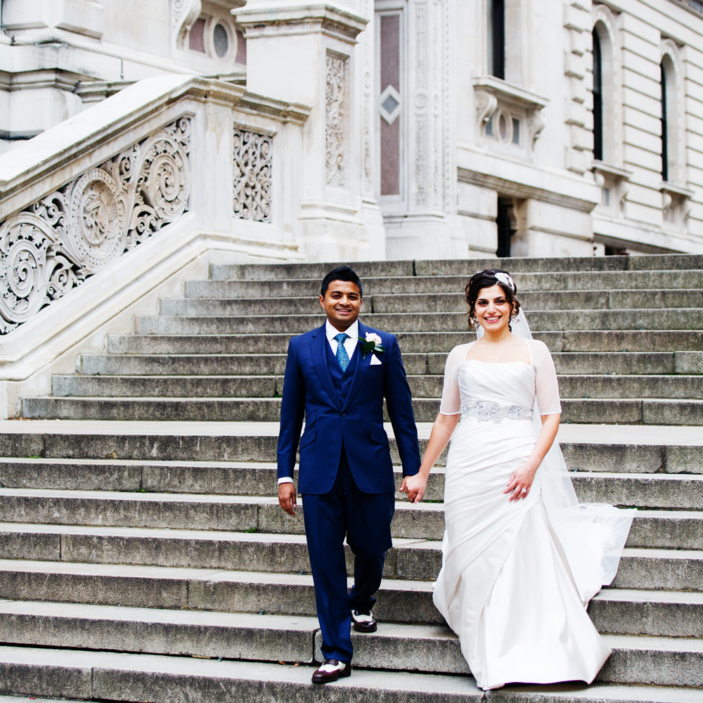 Hitching 500 couples without a Hitch: One Great George Street