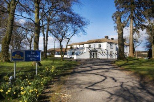 Wedding Fayre: Best Western Dryfesdale Country House Hotel