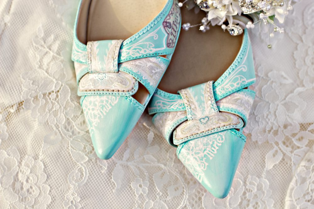 Vintage-style-painted-shoe-by-Beautiful-Moment-photograph-by-jordannamarston.com_