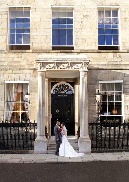 London Wedding Event: Chandos House