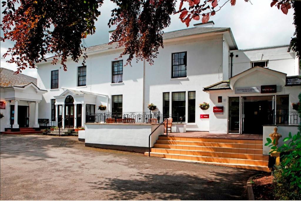 Wedding Fayre: Mercure Stafford South Hatherton House Hotel