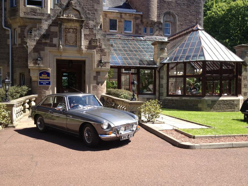 Best Western Cartland Bridge Hotel Wedding Open Days