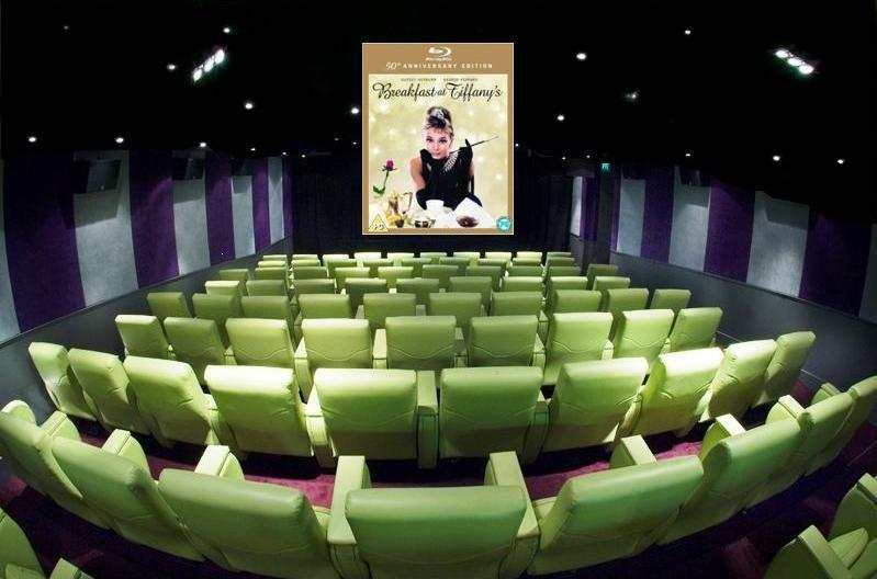Breakfast at Tiffany's Valentines Screening: The Courthouse Double Tree