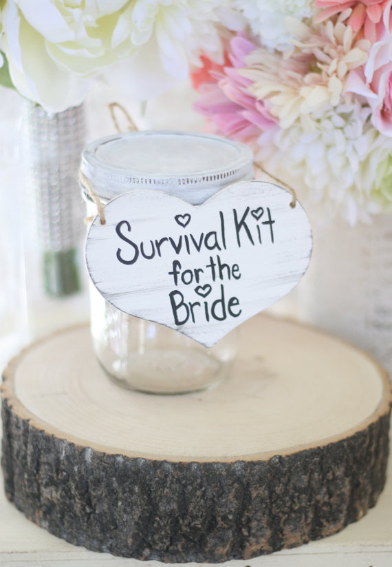 One Month Before Your Wedding