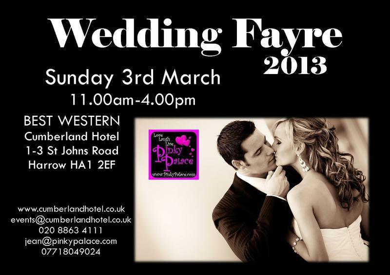 BEST WESTERN Cumberland Hotel Wedding Fayre