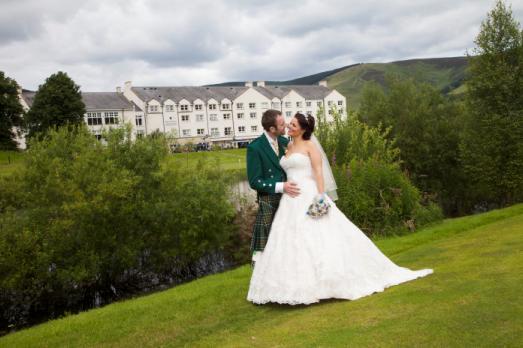 Wedding Showcase at Macdonald Cardrona Hotel
