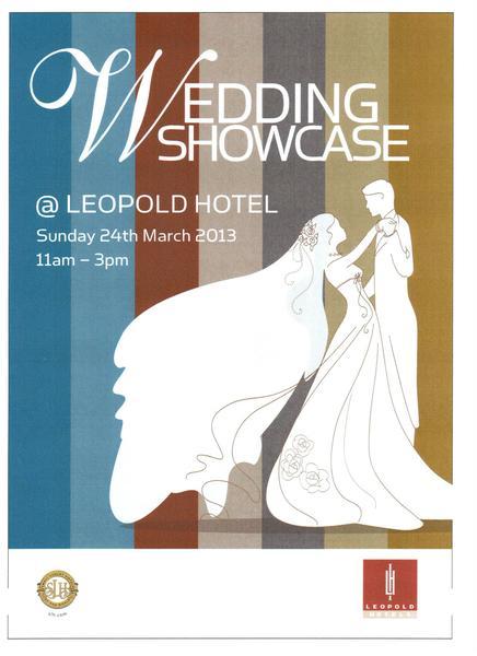 Leopold Hotel Wedding Showcase