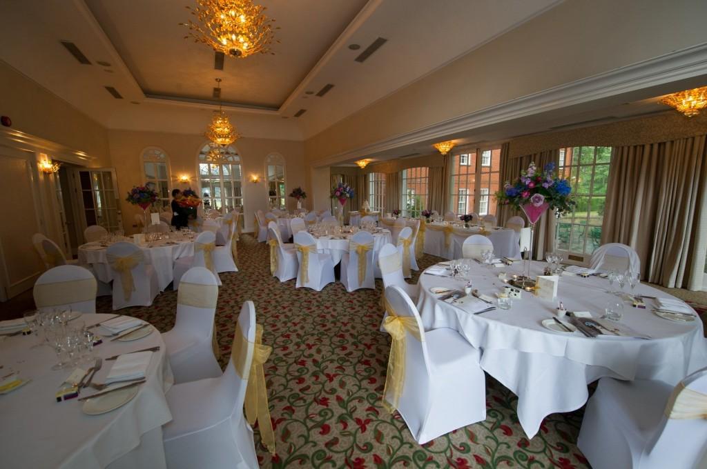 Spring Wedding Open Evening at Royal Berkshire Hotel