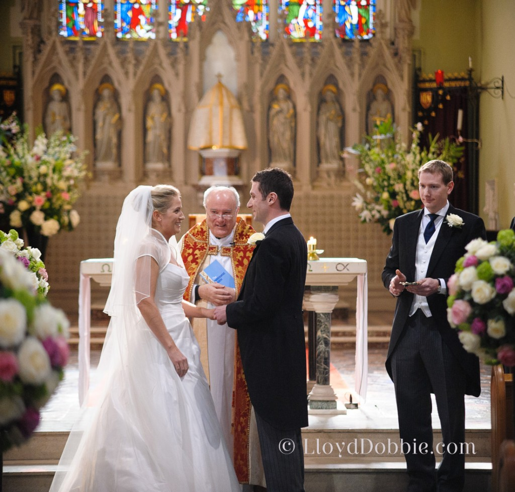 Wedding Photography In The Church