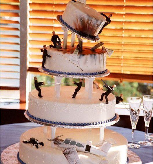 Crazy Wedding Cakes | Top Crazy Wedding Cakes Weddingdates Blog Weddingdates Co Uk