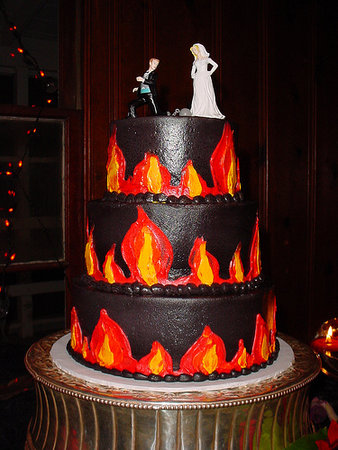 Top Crazy Wedding Cakes WeddingDates Blog WeddingDatescouk