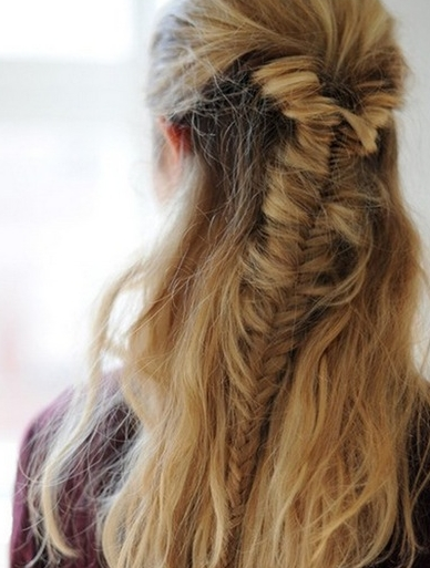 How to: Fishtail Braid Your Hair