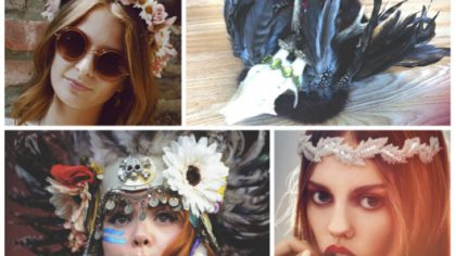 headdress festival