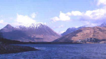 Proposal Locations: Scotland