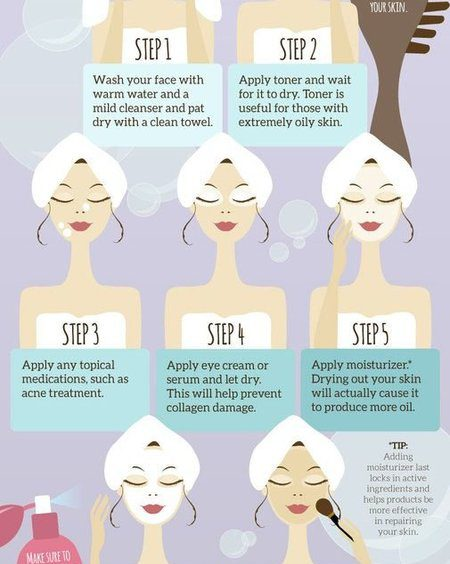 Beauty Tips: How to Wash Your Face