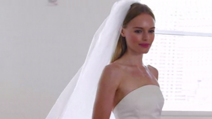 Wedding Dress of the Week: Kate Bosworth