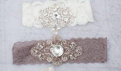 Wedding DIY: Craft your own garter