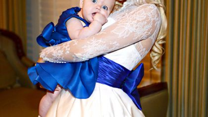 Holly Madison's Wedding in Disneyland