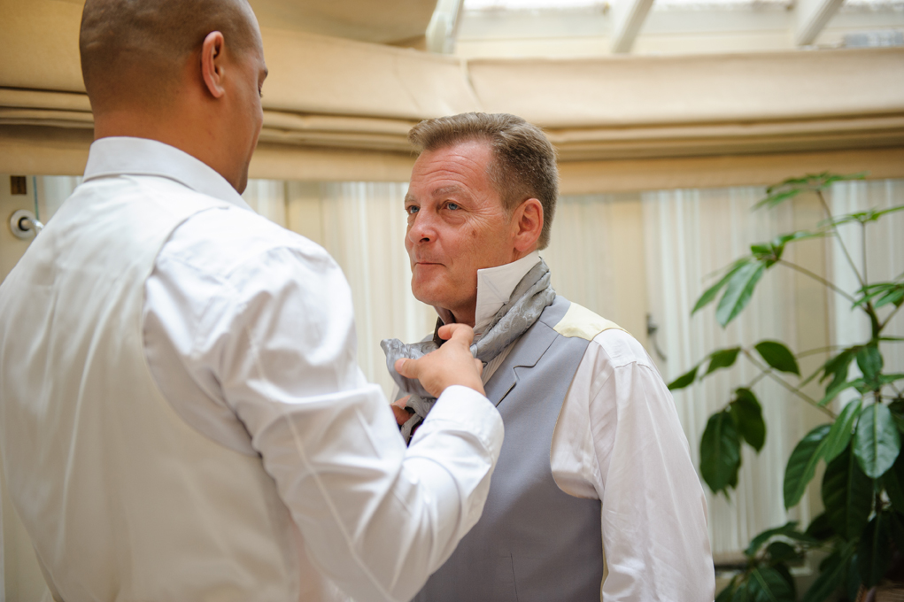 Adorable London Real Wedding: Brian & Robert