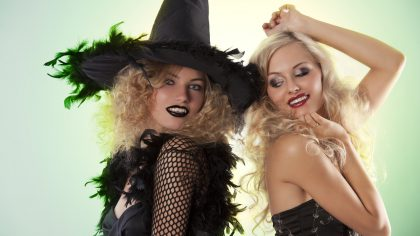 How to Stage the 'Ultimate' Halloween Hen Party