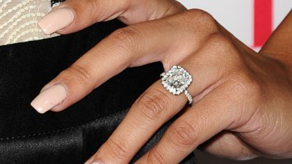 Another Glee Star Celeb Engagement!