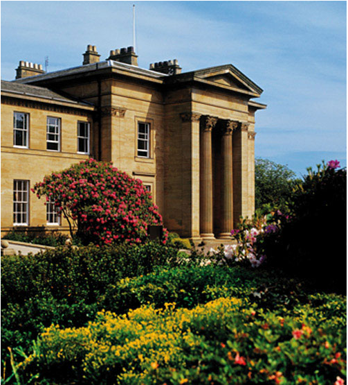 Top rated wedding venues 2013 north east england for Top wedding venues in new england