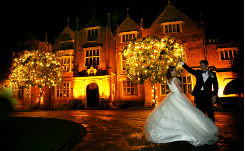 Top rated wedding venues 2013 overall winners for Unique wedding venues north east
