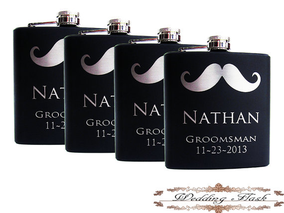 Bridal Party Treats (For the Best Men)