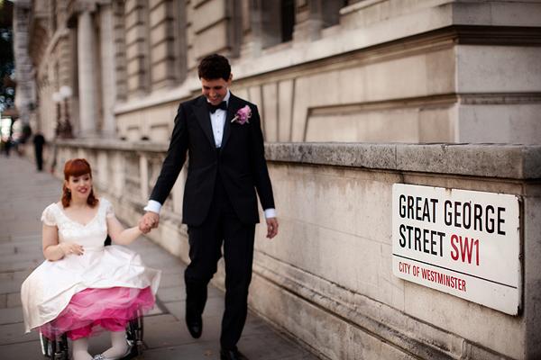 Nina and Bob's Fairytale Wedding at One Great George Street