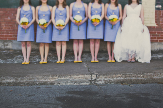 Don't EVER Ask Your Bridesmaids to do These