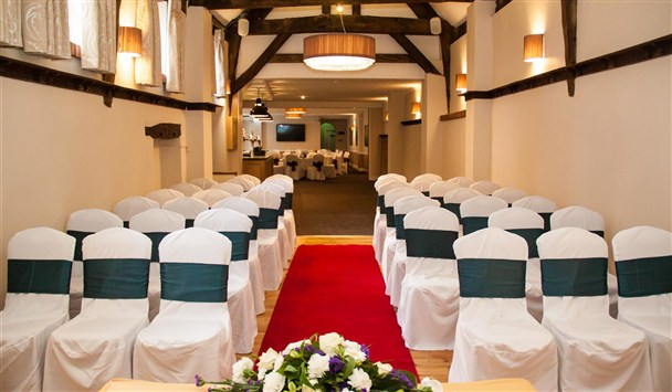 Worksop Town Hall Function Room