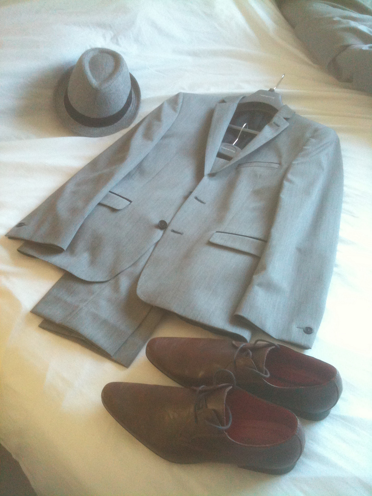 Simple Fashion Rules For a Man Attending a Wedding | WeddingDates