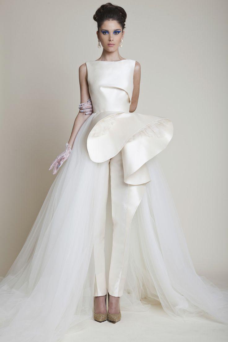 Are Bridal Jumpsuits A Trend Weddingdates Blog