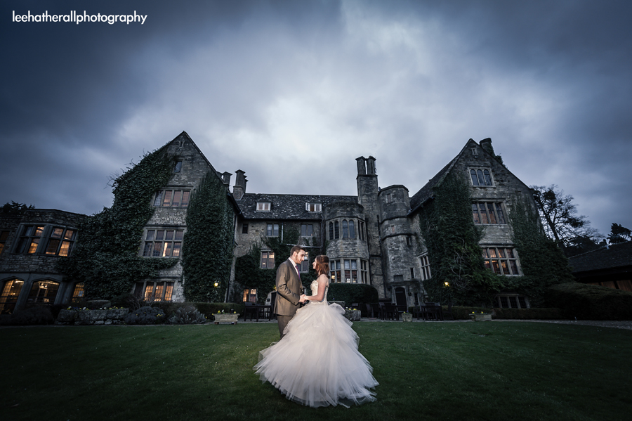 Behind The Scenes - Stonehouse Court Hotel