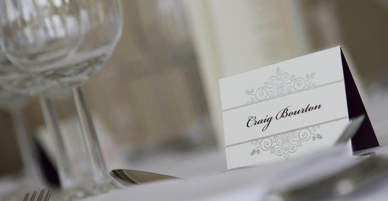 Unique chic: Top Individual Wedding Favours