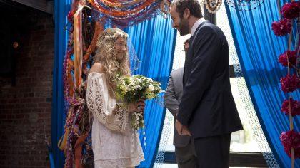 Recreate The Wedding Look: Jessa From Girls