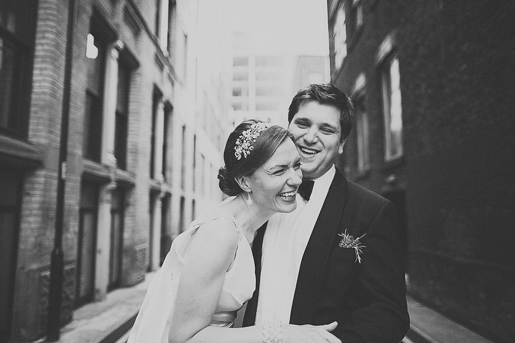 City Chic: Jessica and Edd at Manchester Art Gallery