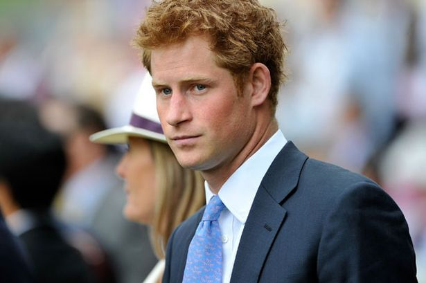 Prince Harry is Off The Market!