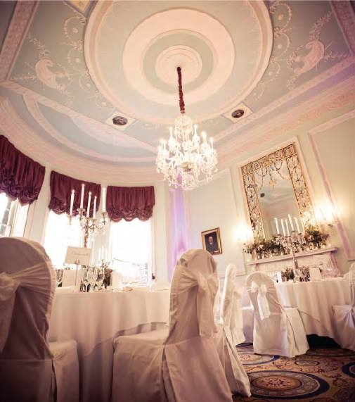 Chandos House - Opulent, Grand, and Elegant