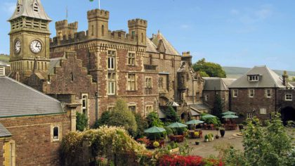 The Top 5 Wedding Castles in The UK
