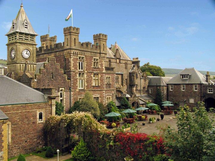 The Top 5 Wedding Castles in The UK