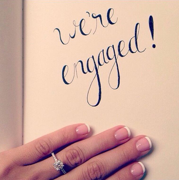 the engagement announcement weddingdates blog weddingdates co uk