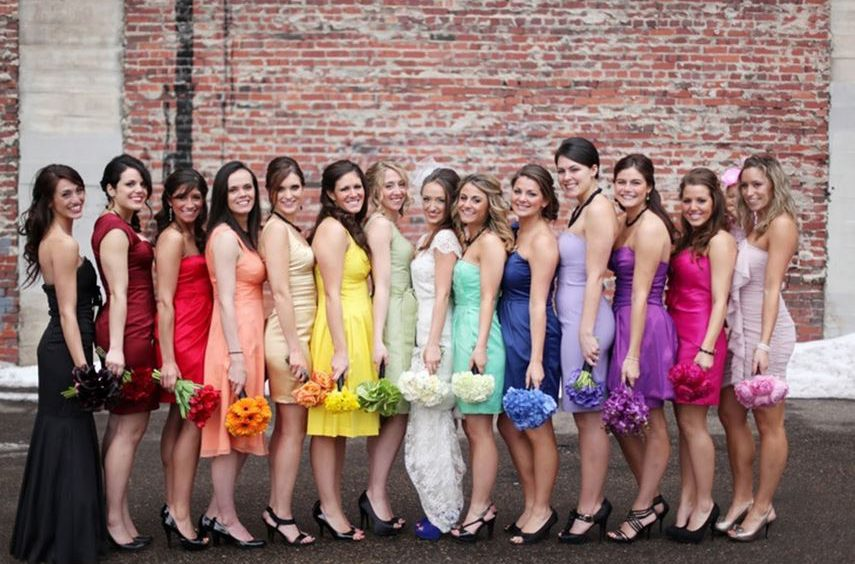 Upcoming Wedding Trends