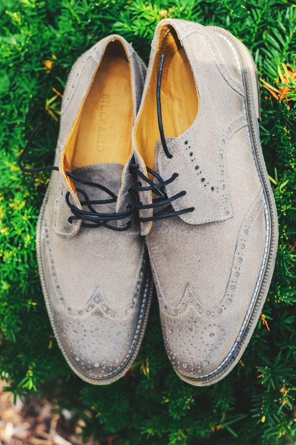 Footwear for the Fellas