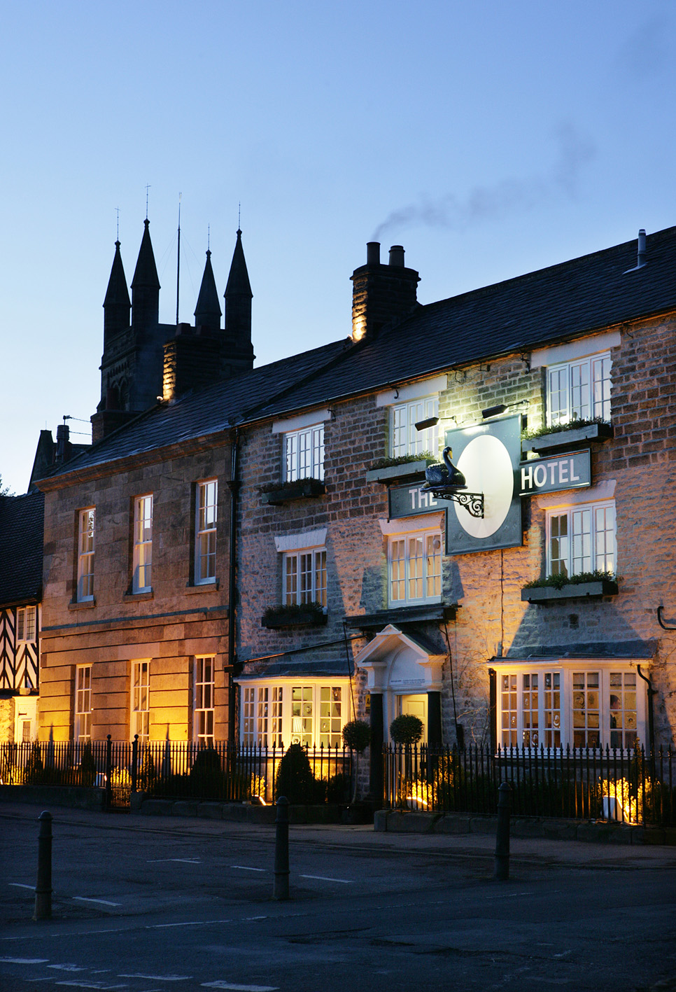 The Black Swan Hotel, North Yorkshire wedding venue