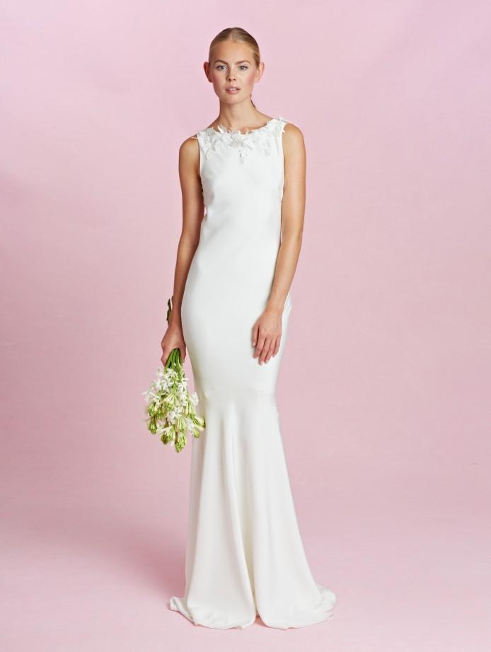 Oscar de la Renta Fall 2015 Collection   WeddingDates