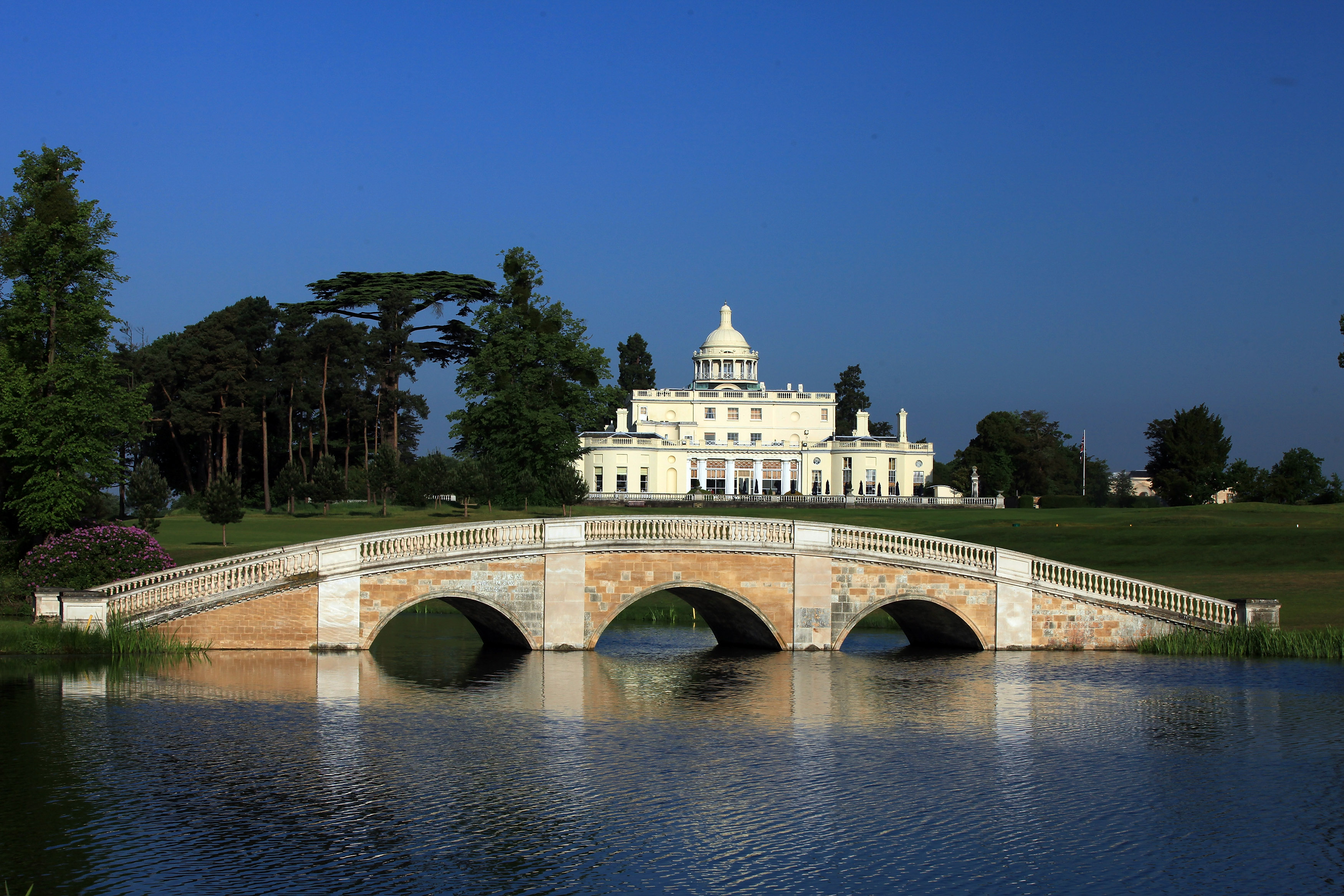 Stoke Park Country Club, Spa & Hotel, Buckinghamshire Wedding Venue