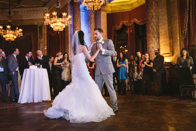 One Whitehall Place Real Wedding - Louise Bjorling Wedding Photography