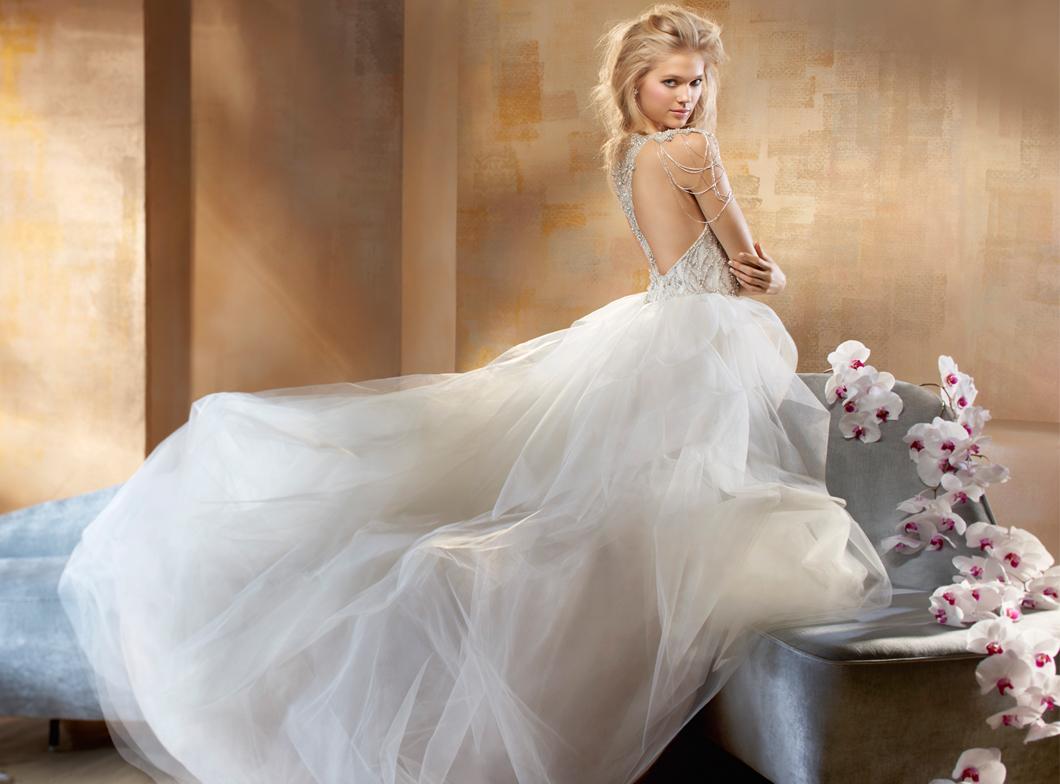 Alvina Valenta Spring 2015 Bridal Collection
