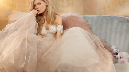 Alvina Valenta Spring 2015 Bridal Collection